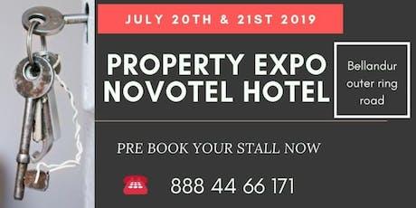 PROPERTY EXPO Novotel Hotel tickets