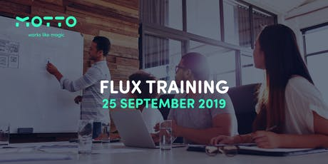 FLUX training september 2019 (Heerlen) tickets