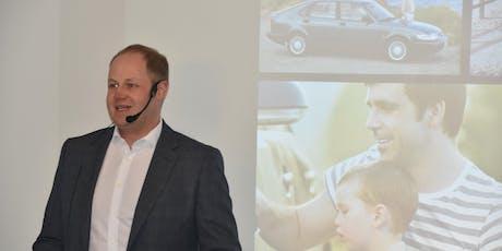 Future Mobility - was machen wir aus den Mobilitätstrends? Tickets