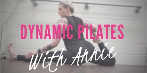 Sunday Morning Pilates with Annie Hackwell