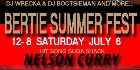 Bertie Summer Fest tickets