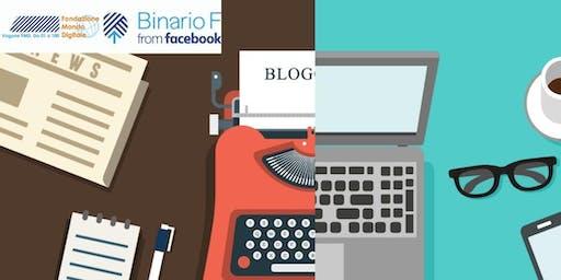 Estate al Binario F - Creative Summer Camp - SITI WEB E BLOG: WORDPRESS