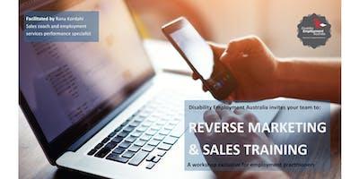 Reverse Marketing & Sales - Perth 2019