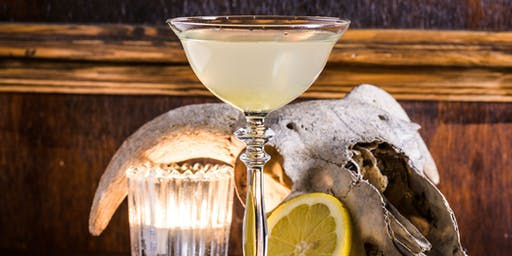 Gin & Tea / Gin Cocktails & Afternoon Tea