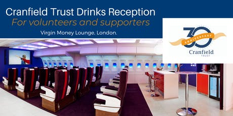 Evening Drinks Reception for Volunteers & Supporters, London & South East  tickets