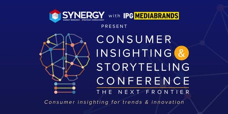 Consumer Insighting & Storytelling Conference 2019 tickets