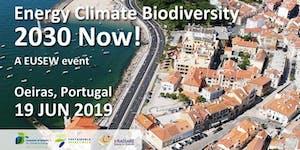Energy Climate Biodiversity, 2030 Now!