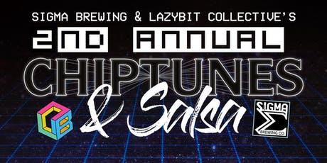 Sigma and Lazibit's Chiptunes and Salsa II - The Seconding! tickets
