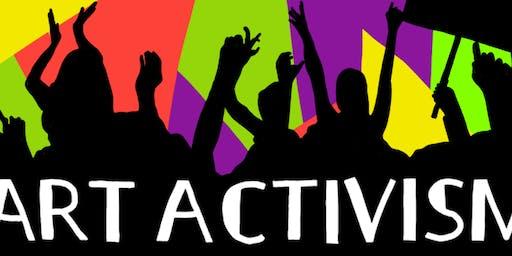 Our Minds Our Future: Art Activism Workshop