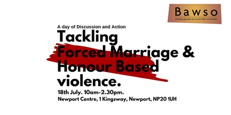 Tackling Forced Marriage and HBV:  A Day of Discussion and Action tickets