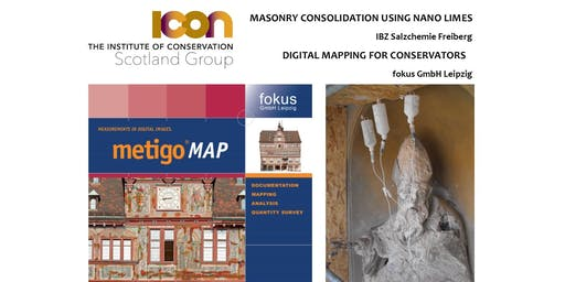 ICON Scotland: Consolidation with Nanolimes & Digital Conservation Mapping
