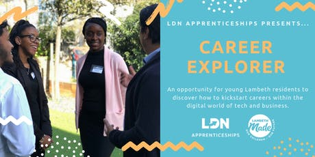 LDN Apprenticeships - Career Explorer tickets