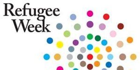 Refugee Week - A Celebration of Refugee Tales tickets