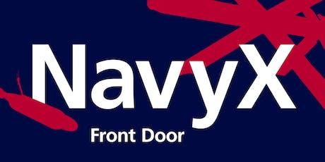 NavyX Front Door billets