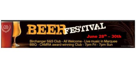 Birchanger Sports and Social Club Beer and Cider Festival tickets