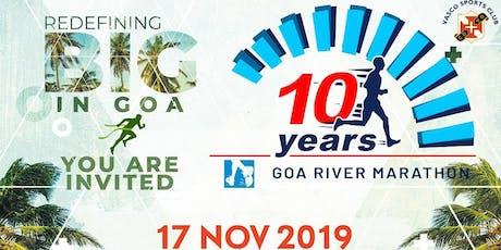 Goa River Marathon tickets
