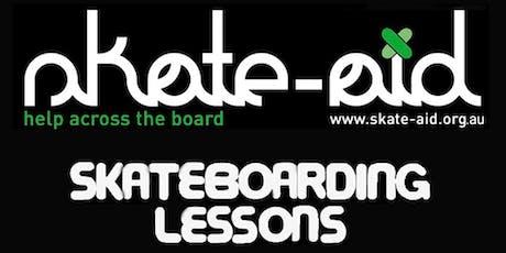 Buddina Monday 3:30-4:30pm Term 3 2019 Skateboard Lessons tickets