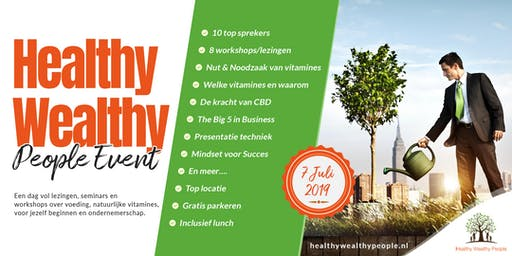 Healthy Wealthy People Event