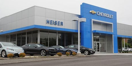 4th of July Specials at Heiser Chevrolet West Allis tickets