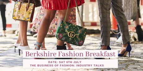 Fashion Breakfast tickets