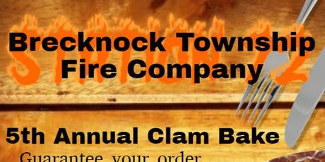 Station 72 ~ 5th Annual Clam Bake tickets