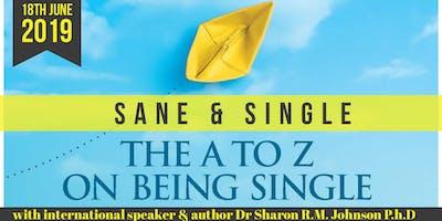 Sane & Single with Sharon Johnson PhD