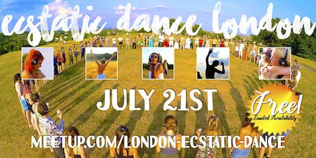 Ecstatic Dance Festival London presents: Outdoor Silent Disco tickets