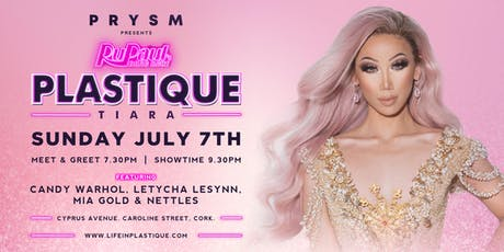 PRYSM Promotions presents: Plastique Tiara tickets