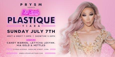 PRYSM Promotions presents: Plastique Tiara tickets
