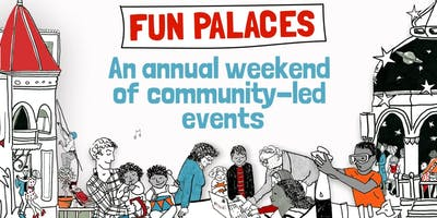 Poulton Library Fun Palace 2019 (Poulton) #funpalaces
