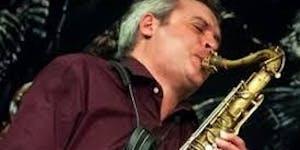 Saxophonist Josh Kemp