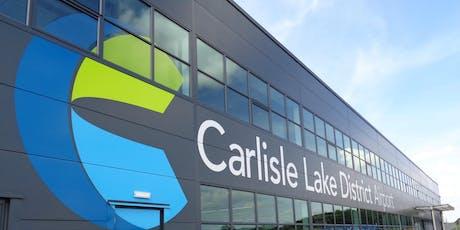 Carlisle Ambassadors' Event 11th September 2019 - Carlisle Airport tickets