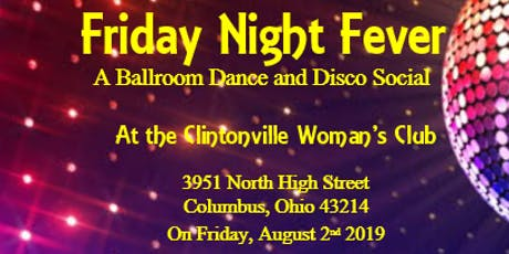 Friday Night Disco Fever tickets