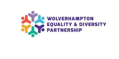 Wolverhampton Equality & Diversity Partnership (WEDP) meeting. tickets