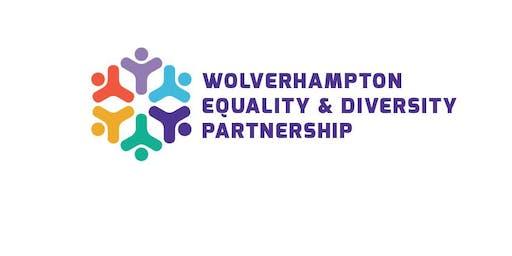 Wolverhampton Equality & Diversity Partnership (WEDP) meeting.