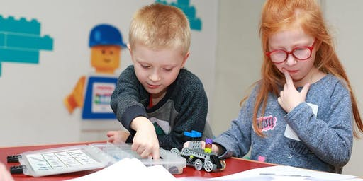 Motorised Lego Build Workshop