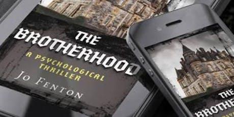 Meet the author Jo Fenton tickets