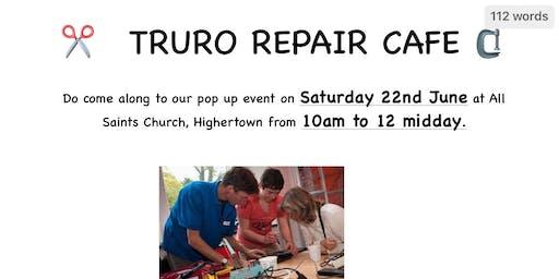 Truro Repair Cafe