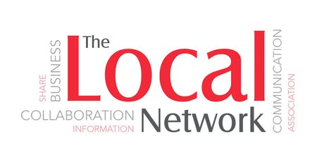 The Local Network - Networking tickets