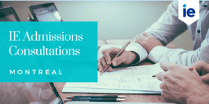IE Admission Consultations - Montreal