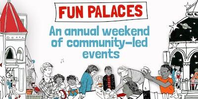 Halton Library Fun Palace 2019 (Lancaster) #funpalaces