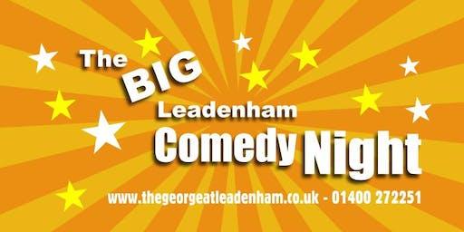 The BIG Leadenham Comedy Night