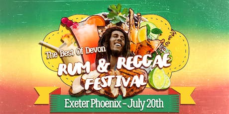 Best of Devon Rum & Reggae Festival tickets
