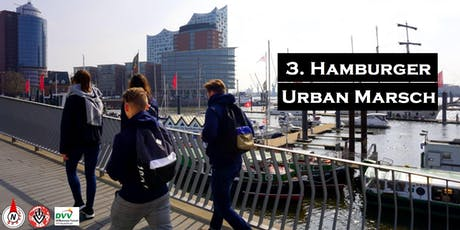3. Hamburger Urban Marsch Tickets