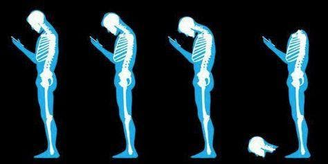 Straighten Up! How Sitting and Texting Destroys Posture