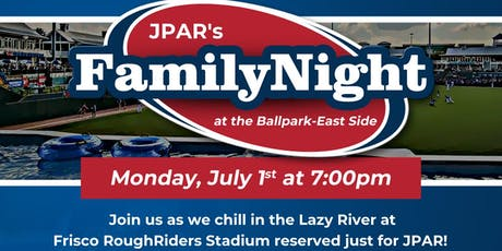 JPAR Night at the Ballpark-East Side tickets
