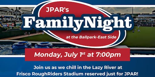 JPAR Night at the Ballpark-East Side