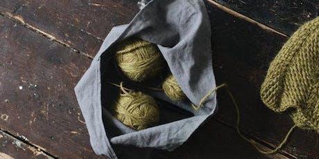 Learn to Crochet  tickets