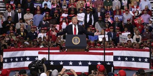 Savannah - President Trump's Re-Election Announcement Watch Party