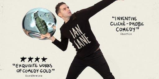 Ian Lane - Paperweight